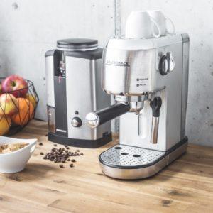 Ny kompakt espresso maskine fra Gastroback