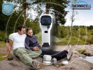 Nyhed til sommeren 2018 – Thermacell myggeværn
